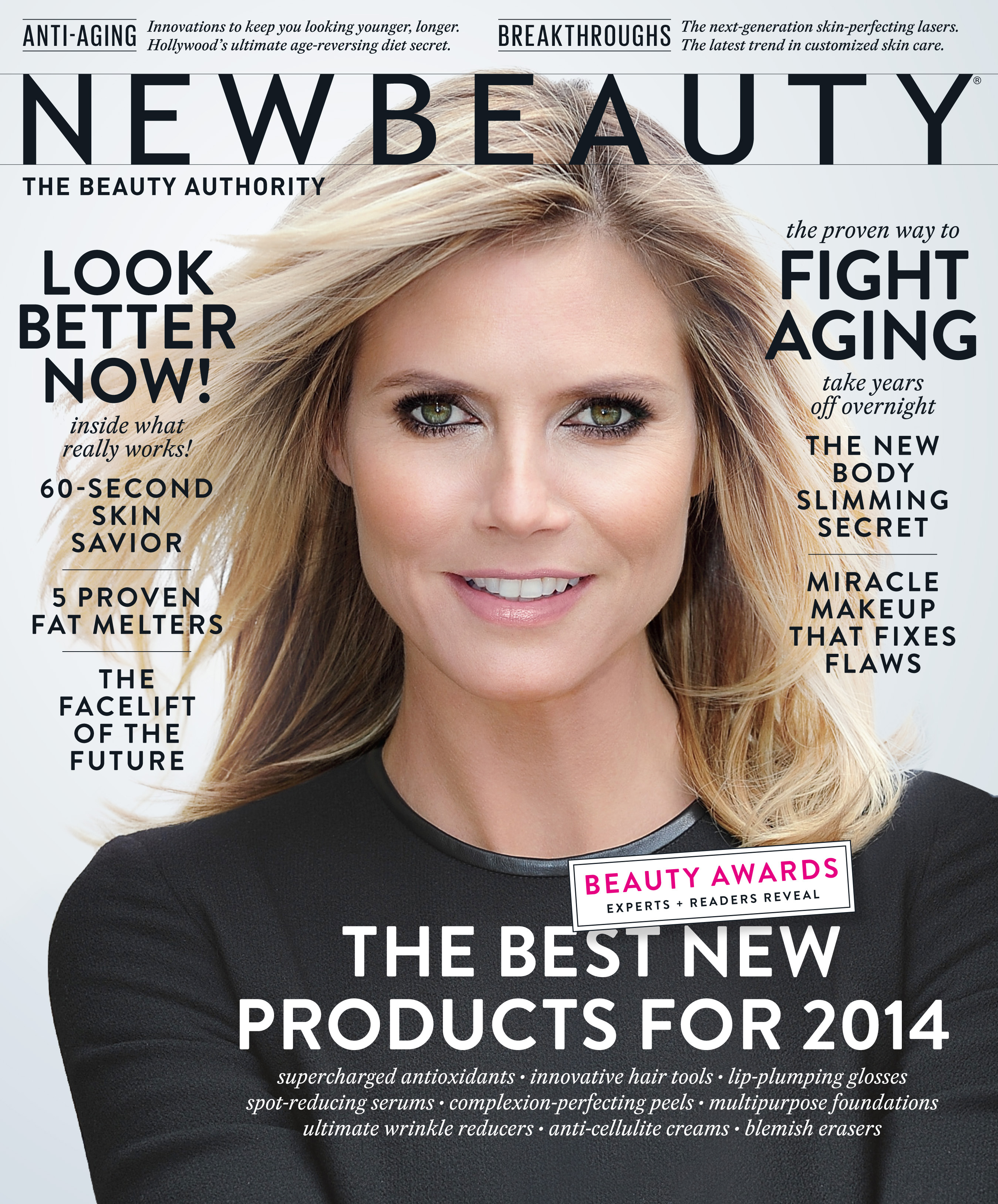 Dr. Amron in New Beauty