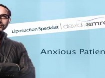 Anxious Patient by Dr. Amron