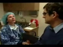 Louis Theroux has liposuction surgery performed by Los Angeles liposuction expert Dr. Amron Part 1